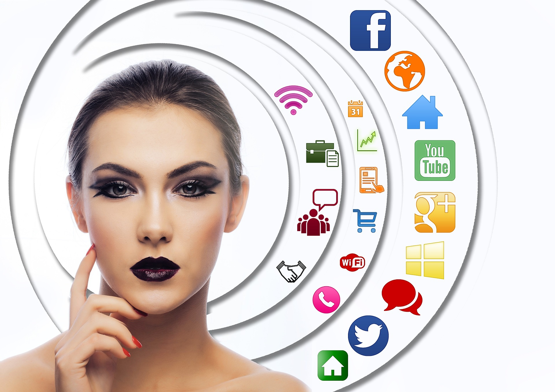 Redes sociales Legrand